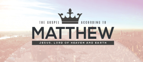 Matthew 8:23-9:13 – Jesus and Faith, Fear and Forgiveness